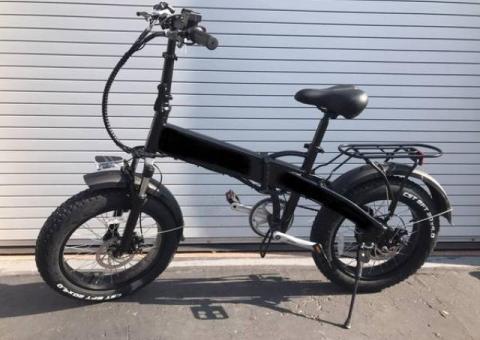 Electric Bike Folding Electric Bike