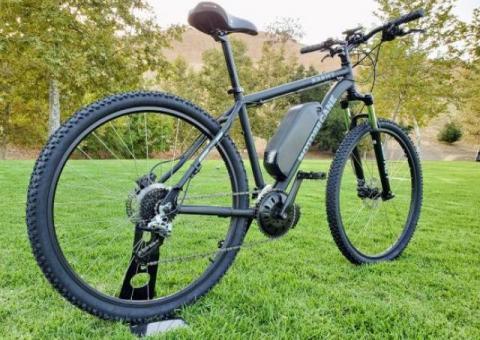 Electric 37MPH Motobecane 529HT e-bike