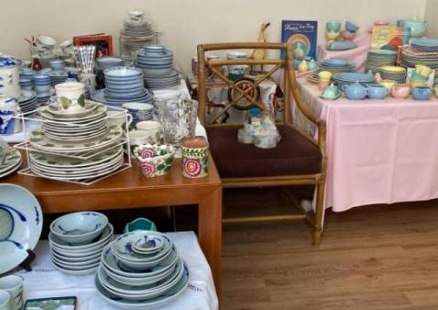 Packed Estate Sale