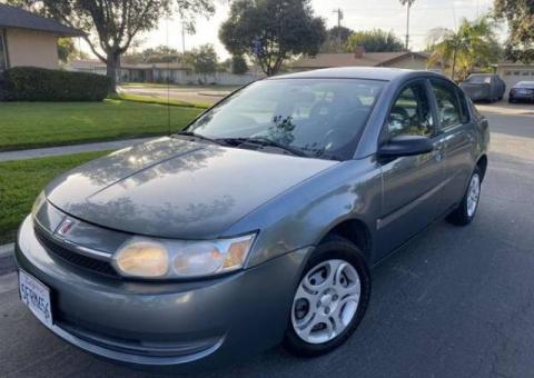 2004 SATRUN ION Low Miles 82.000 Only!!!